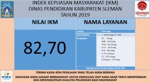 Pengajuan Cuti Dinas Pendidikan Kabupaten Sleman